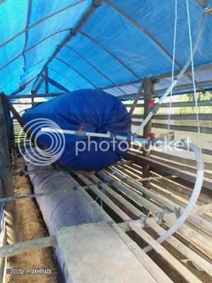 Biogas Senamat Ulu