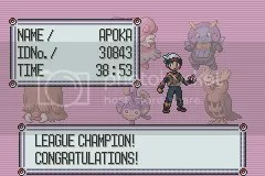League Champion!