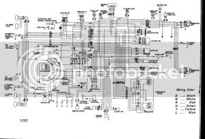 Problemas de conexion de alternador Datsun 521  521  Ratsun Forums