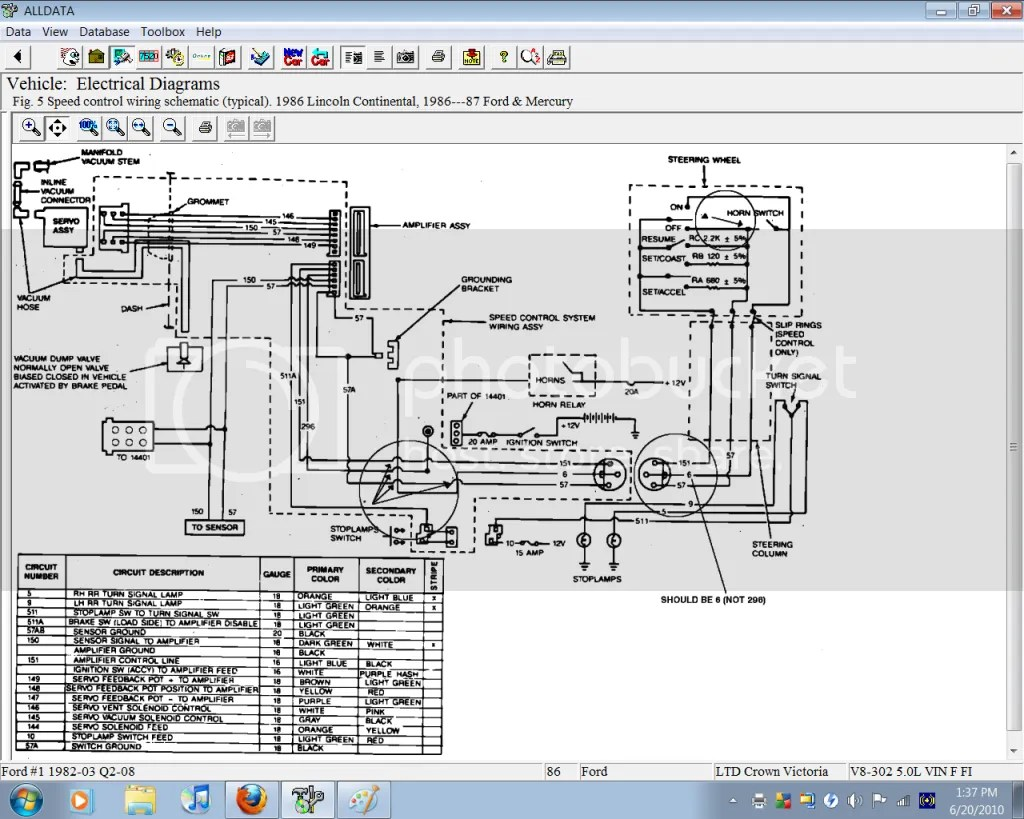 hight resolution of cruise control diagrams 4 2 5 0 5 8 l archive grandmarq net panther headquarters
