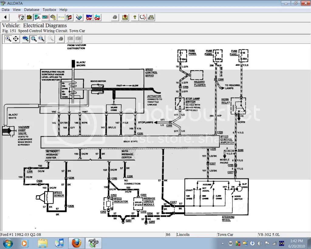 1989 lincoln town car wiring diagram honda civic 2001 radio pdf for 1981 get