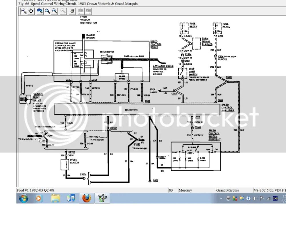 medium resolution of cruise control diagrams 4 2 5 0 5 8 l 2008 crown victoria wiring diagram http wwwgrandmarqnet vb