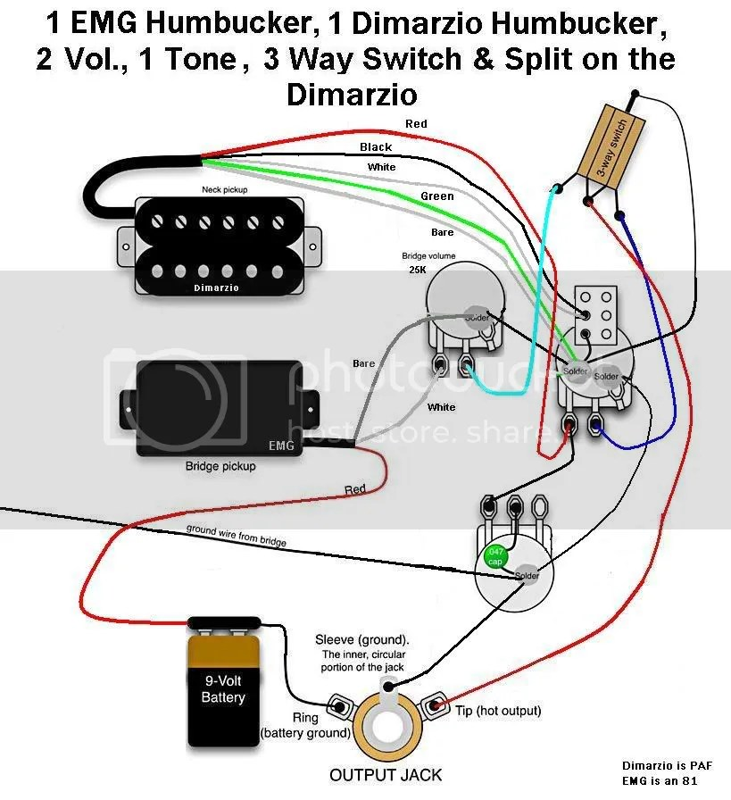 Squier Active Wiring Diagram - All Diagram Schematics on