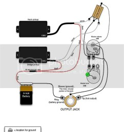 ssh emg 85 wiring diagram wiring diagram nameemg 81 85 one volume one tone wiring diagram [ 809 x 1023 Pixel ]