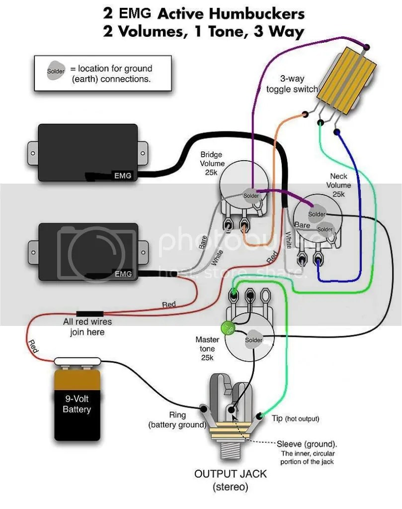medium resolution of active emg humbucker wiring wiring diagram blogs emg pickups schematics active emg pickups wiring trusted wiring