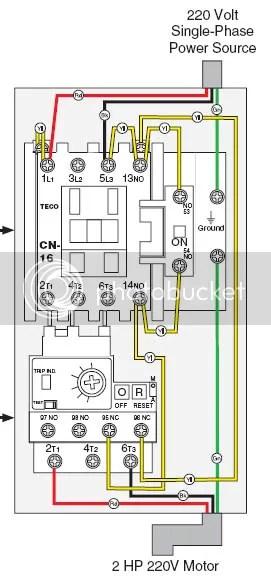 Teco Motor Wiring Diagram  impremedia