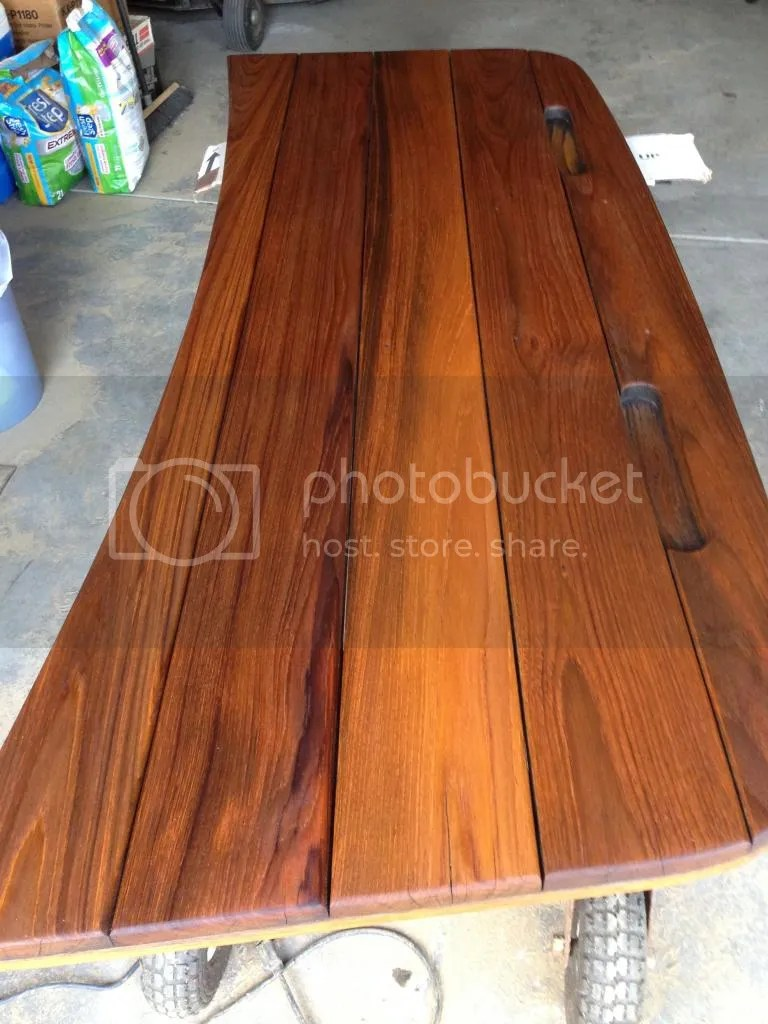 How Many Coats Of Teak Oil Should I Use On My Boat