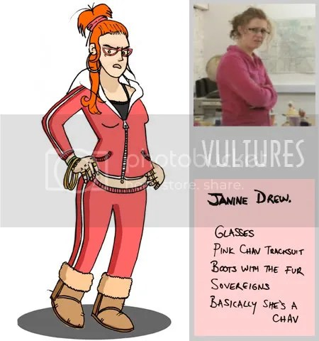 Janine Drew Development