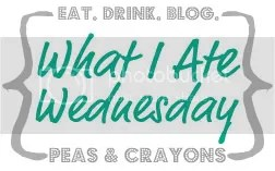 {WIAW} Peas and Crayons