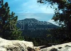 Inspiration Point, Idyllwild Ca