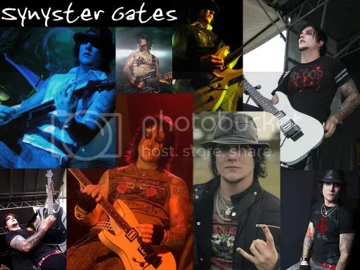 Synyster Gate Collage/wallpaper Pictures, Images and Photos