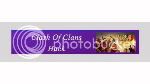 clash of clans hack