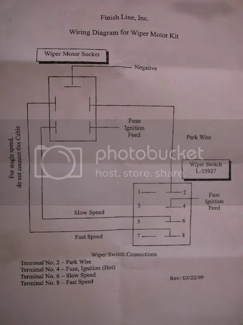 Wiper Wiring Diagram On 2 Sd Wiper Motor Switch Wiring Diagram
