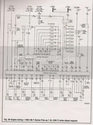 97 PowerSroke wiring diagram  Ford Powerstroke Diesel Forum