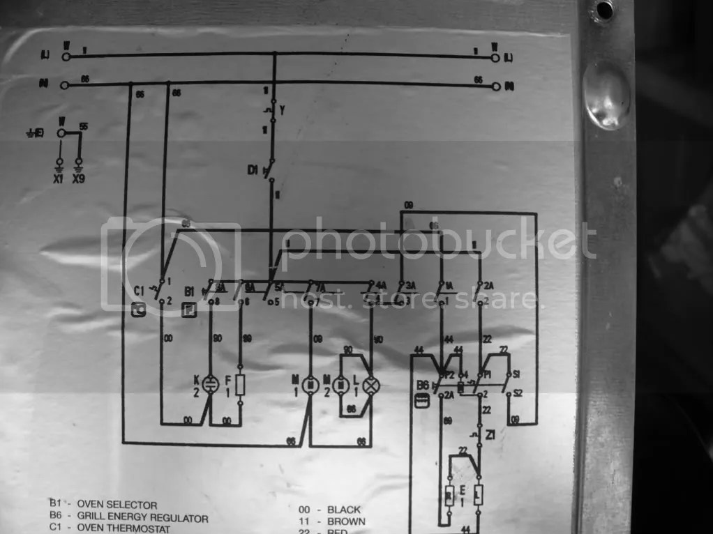 Wiring Diagram For New World Electric Cooker
