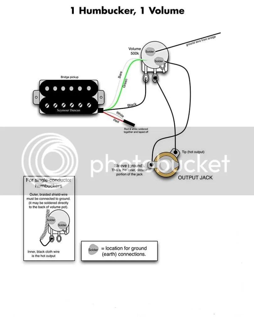 wiring diagram gibson les paul junior simple entity relationship sample single humbucker   my forum