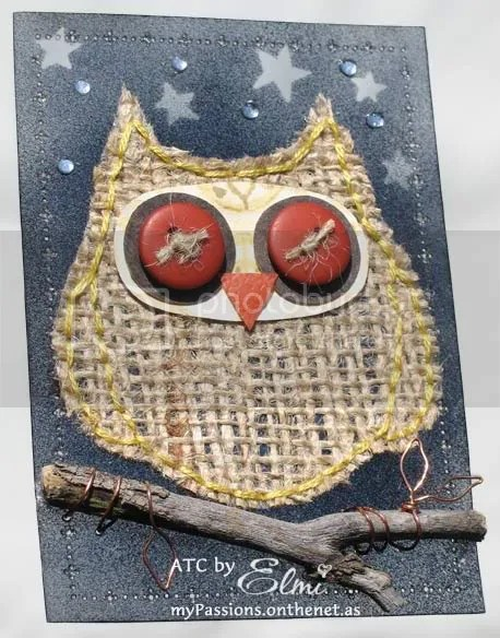 Night Owl ATC on light background