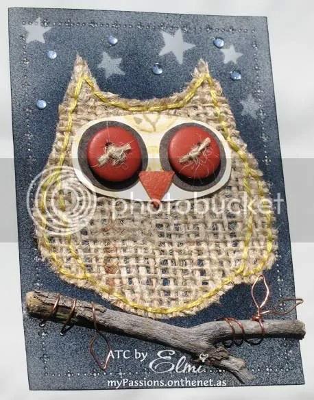Night Owl ATC on light background