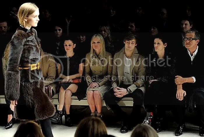 Rachel Bilson, Kate Bosworth, Douglas Booth, Stella Tennant, Mario Testino