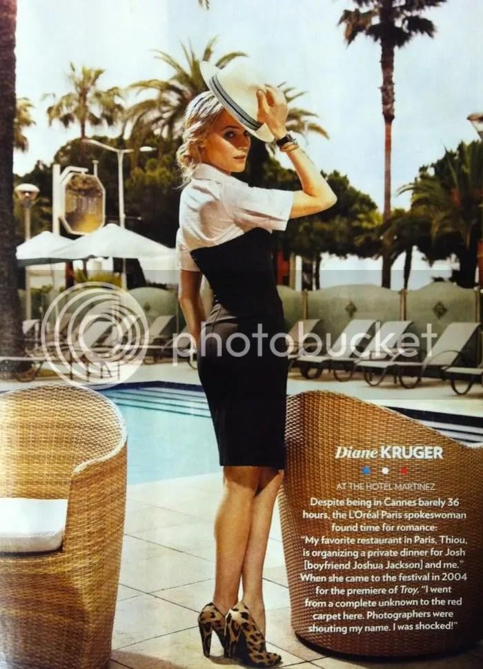 Diane Kruger in people
