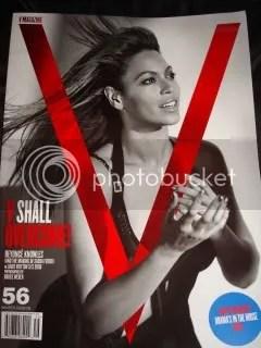 V Magazine 56 - Winter 2008/09/Beyonce