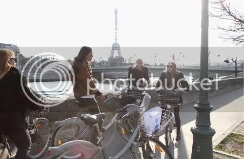 Stam Paris bike ride