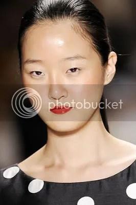 Hyoni Kang at Michael Kors SS09