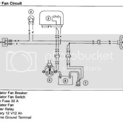 2006 Kawasaki Brute Force 750 Wiring Diagram Mayfair Bilge Pump Checklist For Over Heating Bf 750i Model - Atv Forum