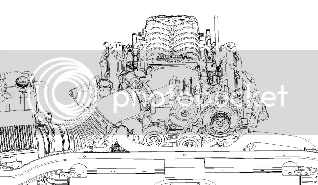 Roush GM TVS1900 Supercharger Kits for 4.8L, 5.3L, 6.0L GM