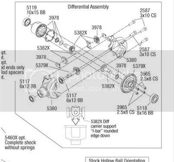 How to build xo-1 differential
