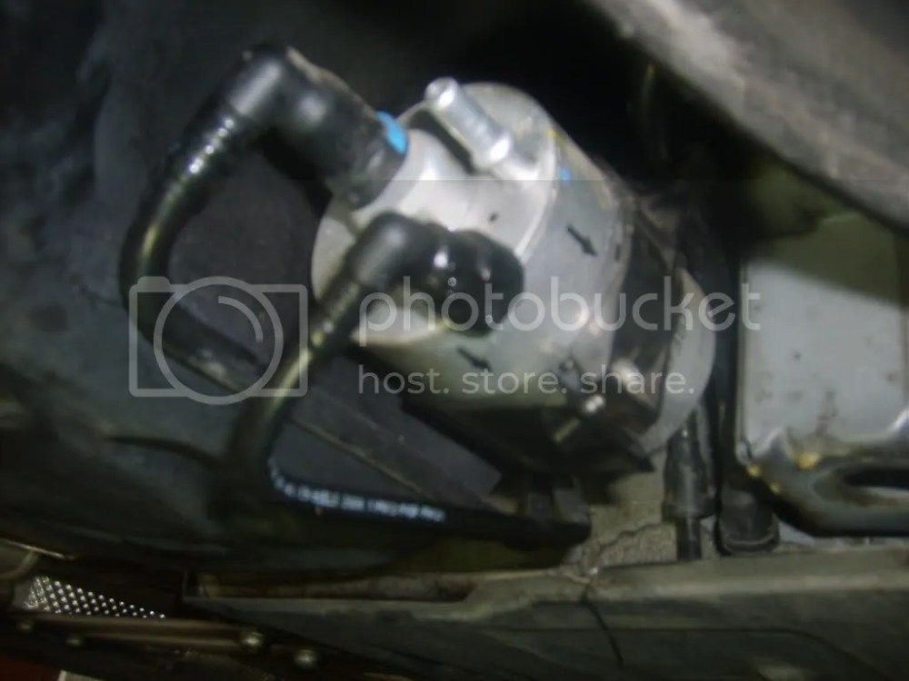 medium resolution of audi a6 c6 how to replace fuel filter audiworld audi knock sensor audi a6 c6 c5
