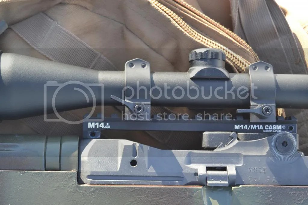 M14 Scope Mount By M14 CA – Reviewed | rifletalk