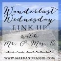 Wanderlust Wednesday Link Up