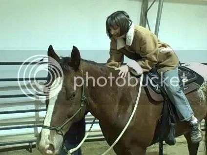 Hug the pony!