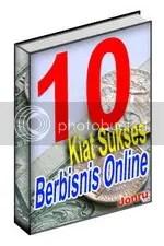 10 Kiat Sukses Berbisnis Online
