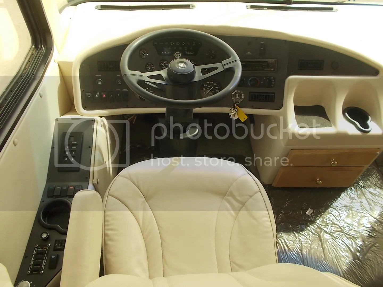 jackknife sofa with seat belts leather restoration dallas 1999 monaco diplomat 38a