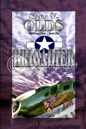 Brigadier cover art