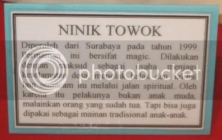 About Ninik Towok