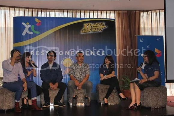 Pers Conference XL Musikkamu