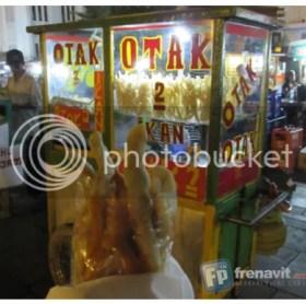 Otak-otak Goreng Kota Tua Jakarta