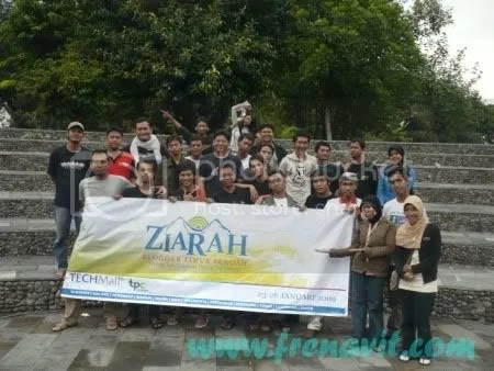 Ziarah Blogger With Blogger Bengawan