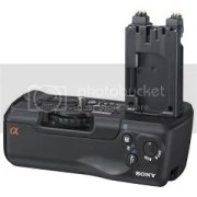 VG Sony alpha 200