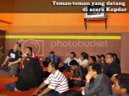 Kopdar SUWEC, AIWI, Frenavit Putra, TPC