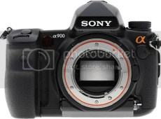 Sony Alpha 900 Body Only