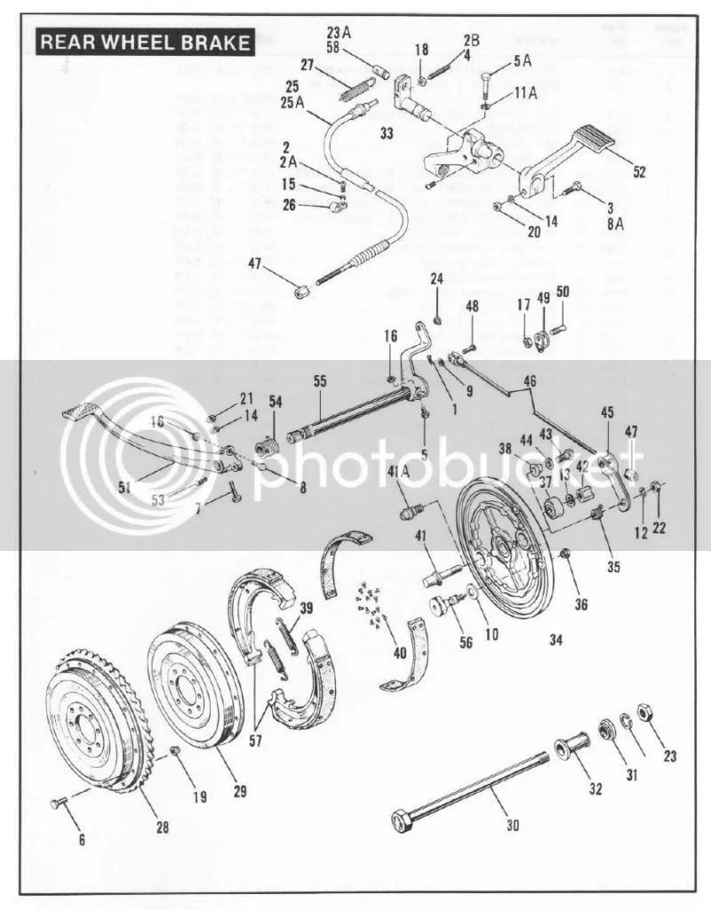 ironhead engine diagram shovelhead tachometer wiring