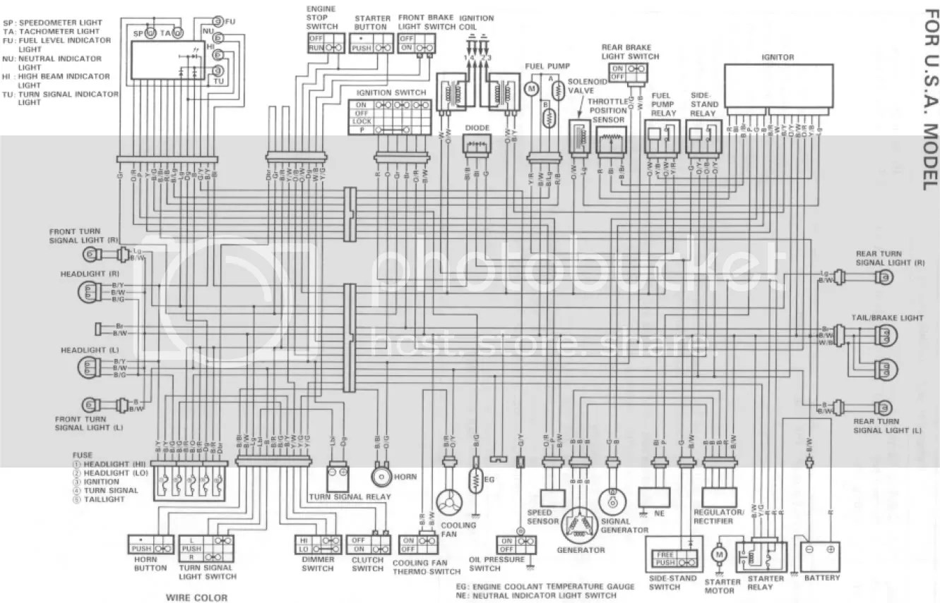 Wonderful Suzuki Gsxr 600 Wiring Diagram Ideas - Electrical ...
