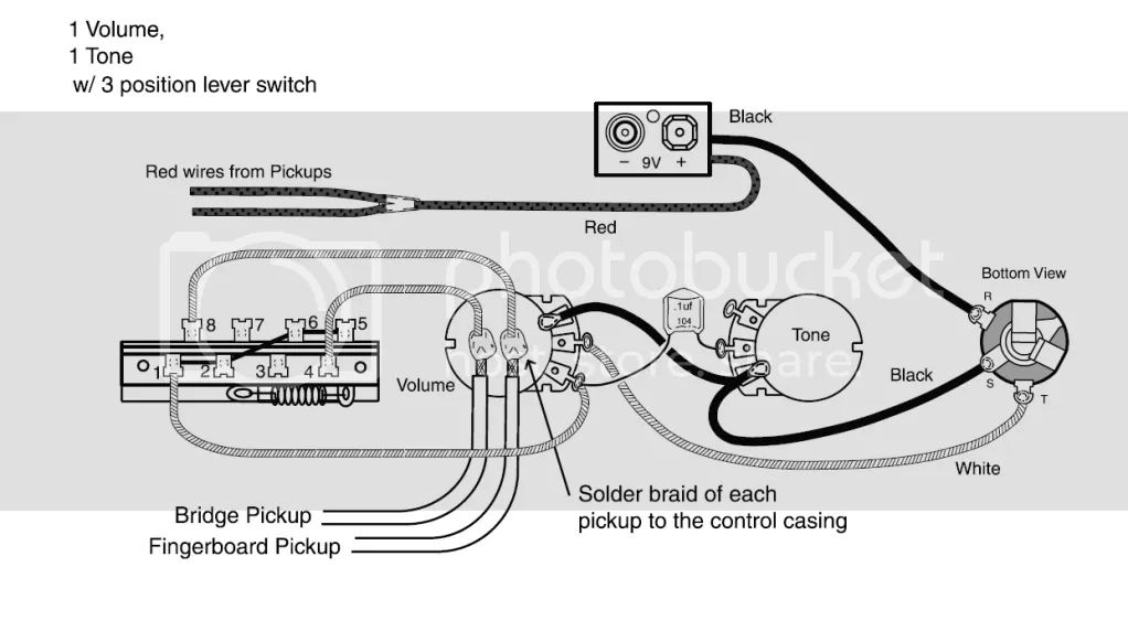 ug community emg wiring diagram help