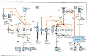 C3 Corvette Forum  1977 Color Wiring Diagrams