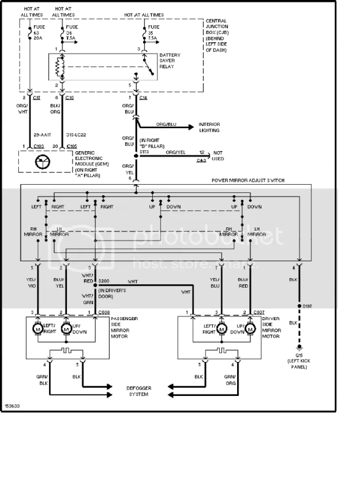ford mustang fuse box diagram 2001 bmw z3 wiring focus harness data 2007 manual e books 1978 f100
