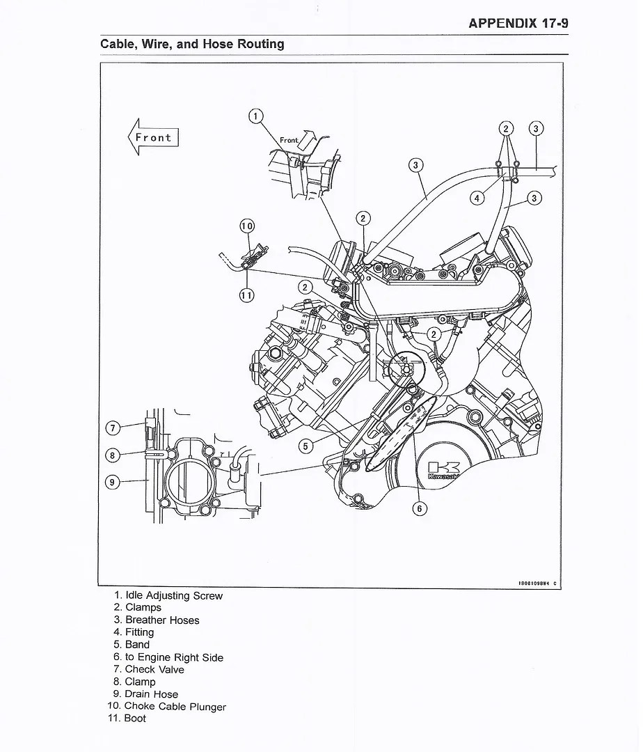 2010 Kawasaki Teryx Wiring Diagram